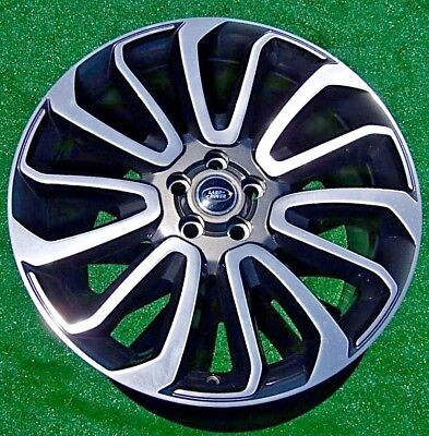 Used, NEW Range Rover AUTOBIOGRAPHY Style 22 inch WHEEL 72250 OEM Factory Replacement for sale  Shipping to Canada