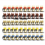 Ship-In-USA-120Pcs-Minifigures-lego-MOC-Hot-Battle-Droid-Characters-Star-War-Toy miniature 9