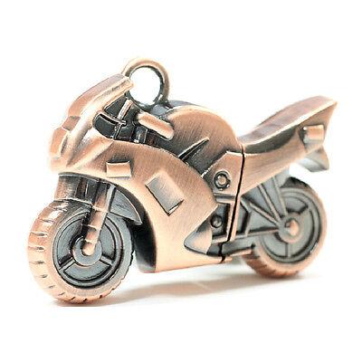 16gb cool metal punk style motorbike motorcycle