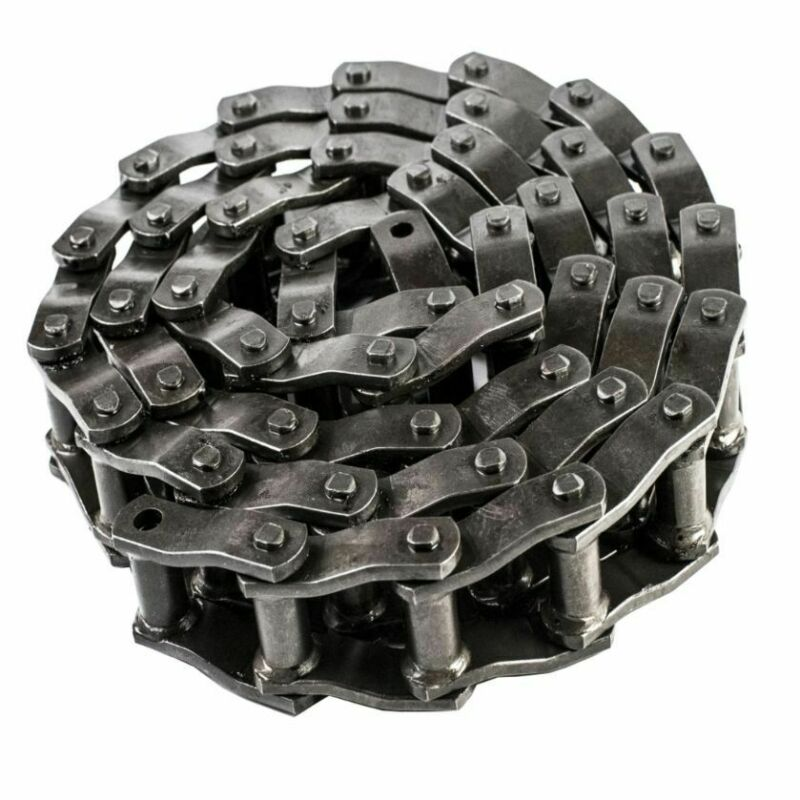 #WR78 Welded Steel Mill Chain 10FT Heat Treated For Increased Durability