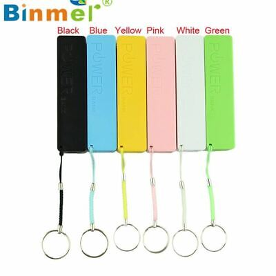 Best Price Portable Power Bank 18650 External Backup Battery Charger With Key