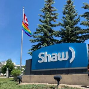 Shaw Internet and tv promo transfer