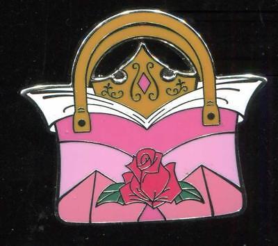 Character Handbag Purse Mystery Aurora Disney Pin