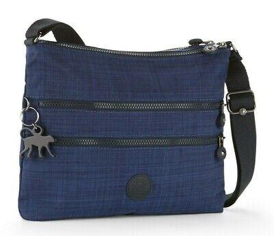 Kipling ALVAR Shoulder Bag Across Body - Dazz Blue