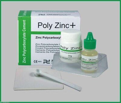 New Zinc Polycarboxylate Dental Cement..by Prevest Denpro Poly Zinc