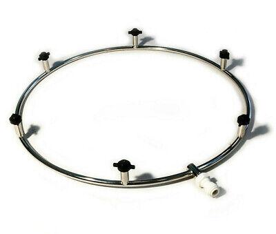 High Pressure Aeroponic Misting Ring Manifold Tefen Nozzle Indoor Farming