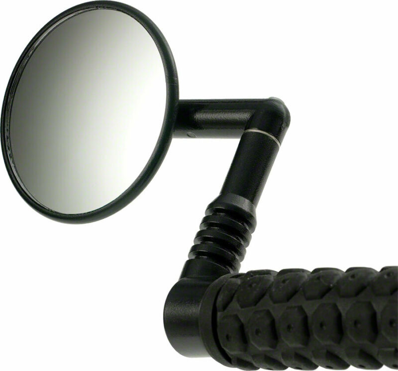 Mirrycle Mountain Handlebar Mirror Wrench Included Mounts in Minutes