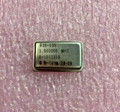 1mhz Full Can Crystal Oscillator Us Seller Free Shipping