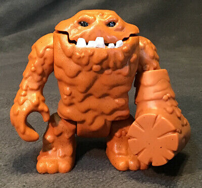 "DC Imaginext Super Friends CLAYFACE Figure Batman Villian 4.5"" W/ Hammer Hand"