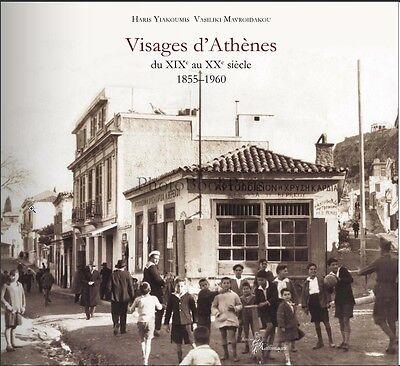 Visages Athen von der 19. auf 20. Jahrhundert Buch + DVD Griechenland Greece