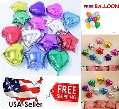 Birthday Star Balloon (10