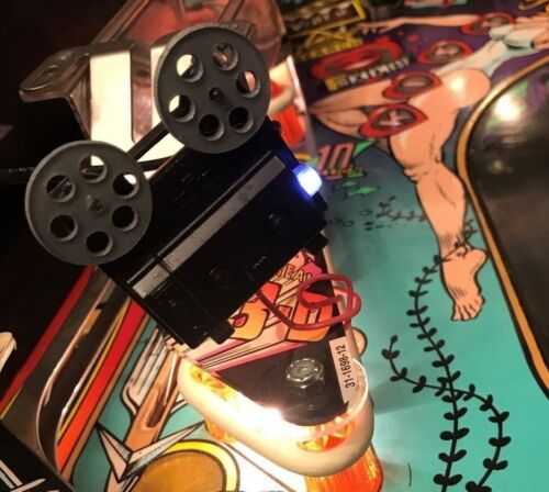Creature From The Black Lagoon CFTBL Pinball Machine PROJECTOR LED Mod Stern