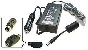 DMTech TV 12V 5A (4 pin) car cigarette lighter power adapter (12V, 24V DC input)
