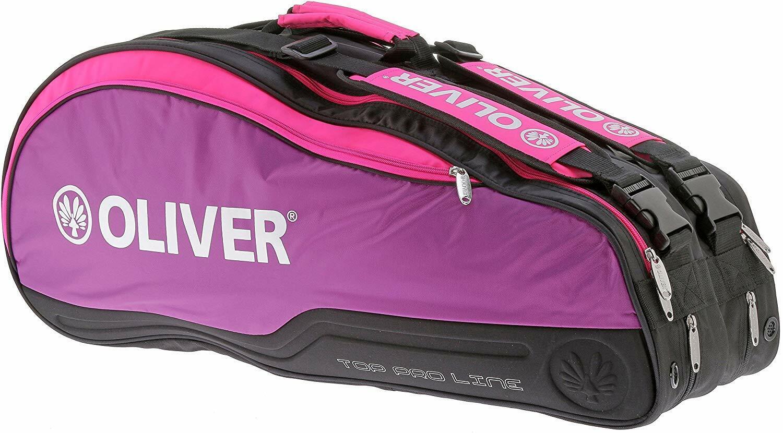 Oliver Tennistasche Top Pro Line Thermobag lila/pink, Neu & Portofrei