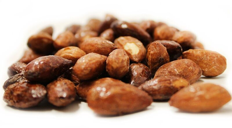Gourmet Whole Almonds by Its Delish (Glazed, 4 lbs)