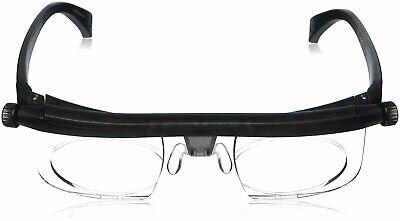 Adjustable Magnification Glasses Variable Focus Specs No Prescription (Specs Glasses)