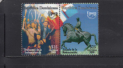 Dominican Republic 2008 America Festivals Sc 1462  mint never hinged
