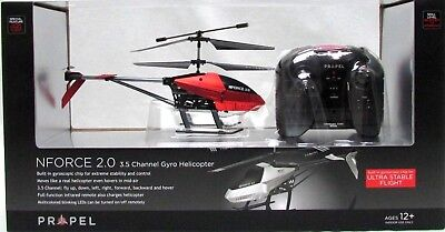 Remote Control Helicopter NForce 2.0 3.5 Channel Gyro RC drone