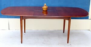 *FREE DLY-Retro Vintage Mid Century Dining Table
