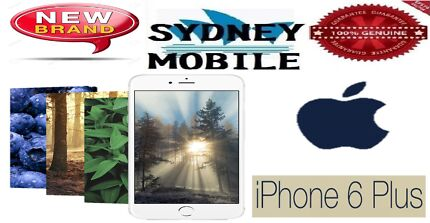 BRAND NEW IPHONE 6 + Plus 128GB : FOR SALE Sydney City Inner Sydney Preview