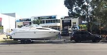 265 BAYLINER - AIR CON / GENERATOR / TRAILER (mustang four winns boat) Baulkham Hills The Hills District Preview