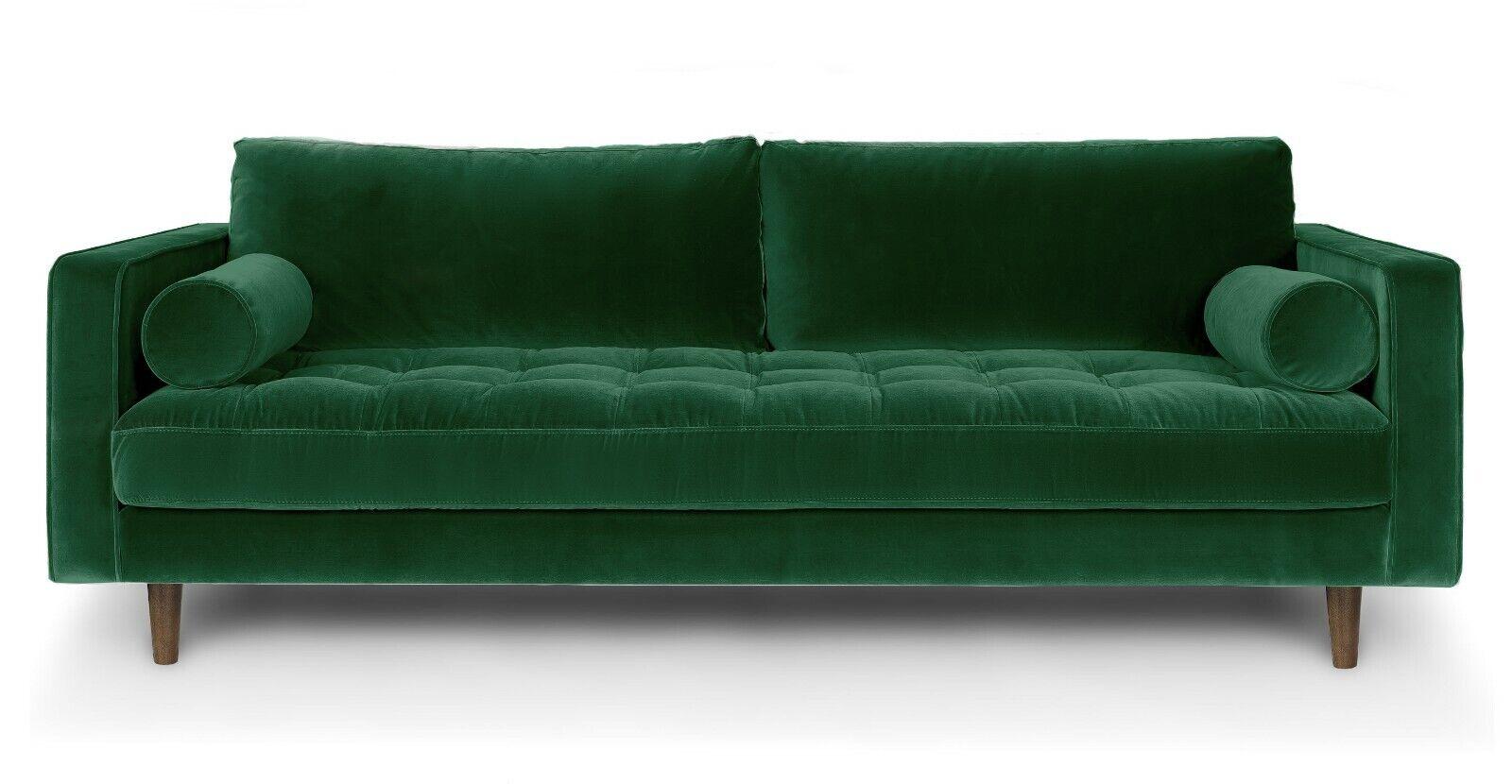 Harper Scott Emerald Green Velvet