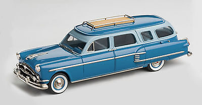 Brooklin BRK 190 - 1954 Henney-Packard Super Station Wagon - Made in England for sale  Shipping to United States