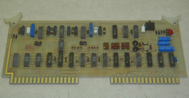 Cincinnati Milacron Circuit Board 3-531-2840A Card PCB 35312840A