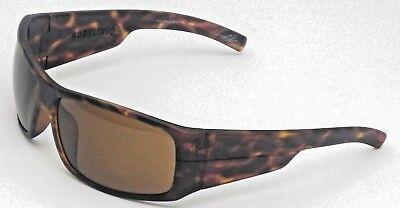 Sonnenbrille, Electric, Mudslinger Tort Shell Matte, bronze pol., Gr M ,men