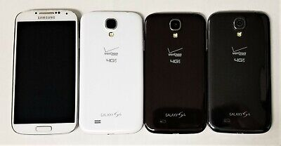 Samsung Galaxy S4 16GB AT&T Sprint T-Mobile Unlocked Verizon - All Colors