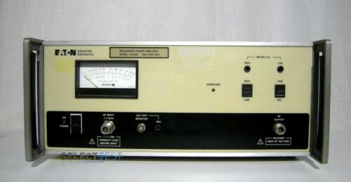EATON AILTECH 15100B BROADBAND AMPLIFIER 500-1000 MHZ, 44 dB GAIN (REF:334)