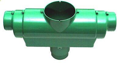 Regenwasserfilter Zisternenfilter REWA F-100XL (110mm) DN100