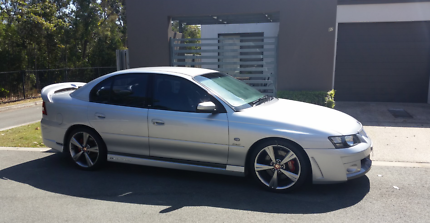 Immaculate 2004 HSV Clubsport R8 (Series 2) worked