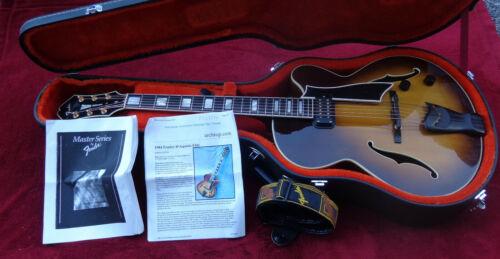 1984 Fender D'Aquisto Elite