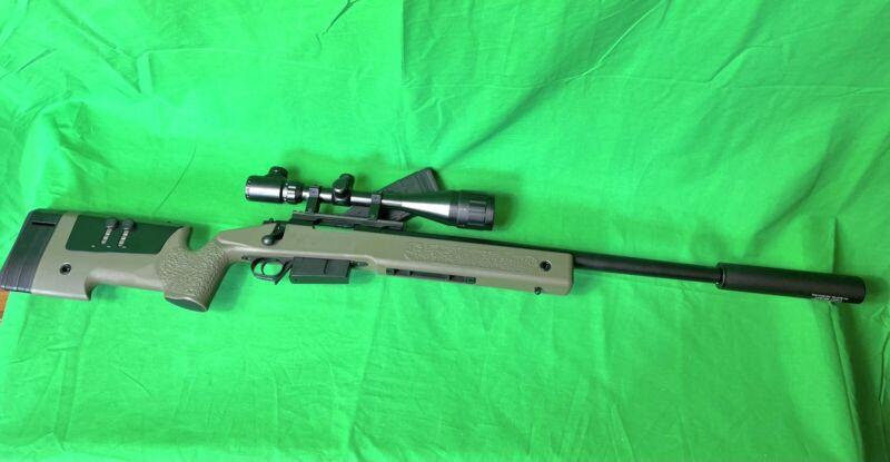 CYMA M40a3 PDI UPGRADED airsoft sniper