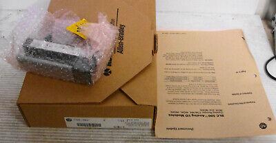 Allen Bradley 1746-n04i Analog Input 24vdc Power Selector