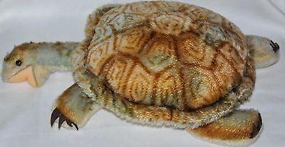"""Steiff 2322,00 """"Slo Schildkröte"""", ca. 22 cm, guter Zustand"""