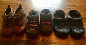 Selling Bundle of Baby Boy Shoes, All In Great Condition