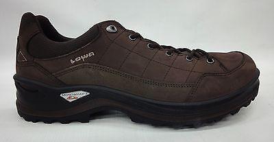 Lowa Mens Renegade III GTX Low Shoes 310962 4285 Espresso/Brown Size 9.5/Wide