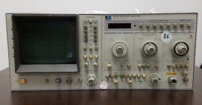 Hp 8569b Spectrum Analyzer 0.01-22ghz