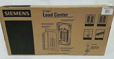 Siemens 100 Amps Indoor Main Breaker Pl Series Load Center P3030b1100cu