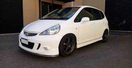 Honda Jazz VTIS  Perth Perth City Area Preview