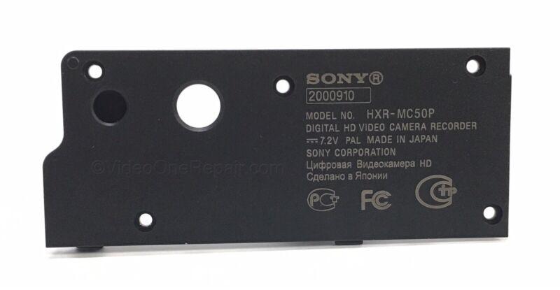 Sony HXR-MC50 MC50 HXR-MC50u MC50u Bottom Plate Part Replacement A1792056A