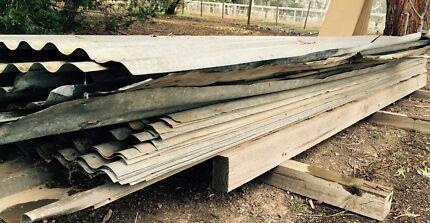 Corrugated Iron 50 x 3metre lengths Mooroopna Shepparton City Preview