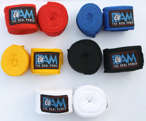 DAM Hand Wraps Boxing MMA UFC HAND WRAPS Wrist Guards