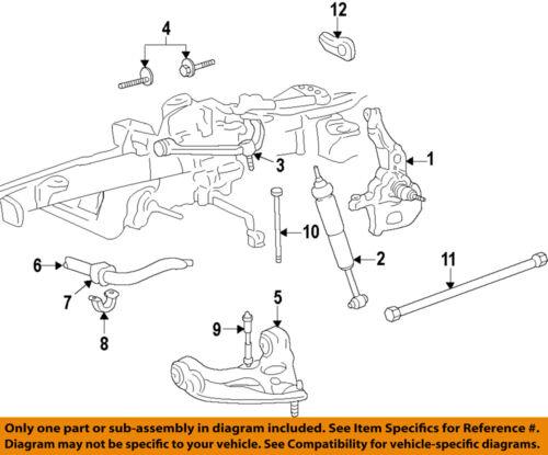34 Ford Ranger Suspension Diagram