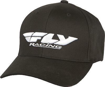 FLY RACING PODIUM HAT BLACK L/X