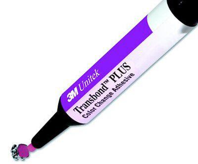 3m Unitek Transbond Plus Color Change Refill Orthodontic Adhesive 4 Syringes
