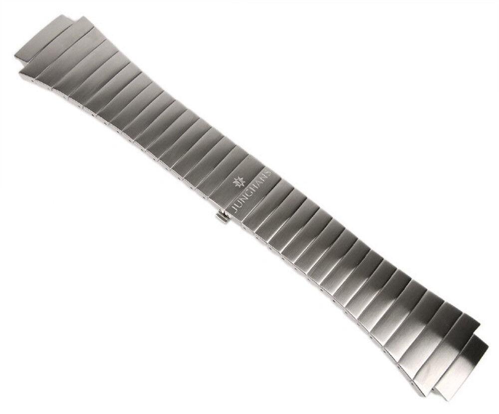 Junghans Mega 1000 Ersatzband Uhrenarmband Edelstahl Band 026/4512, 026/4513