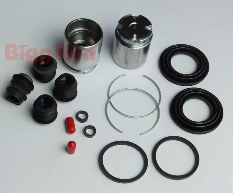REAR Brake Caliper Seal & Piston Repair Kit (axle set) for LEXUS LS 400 (BRKP116